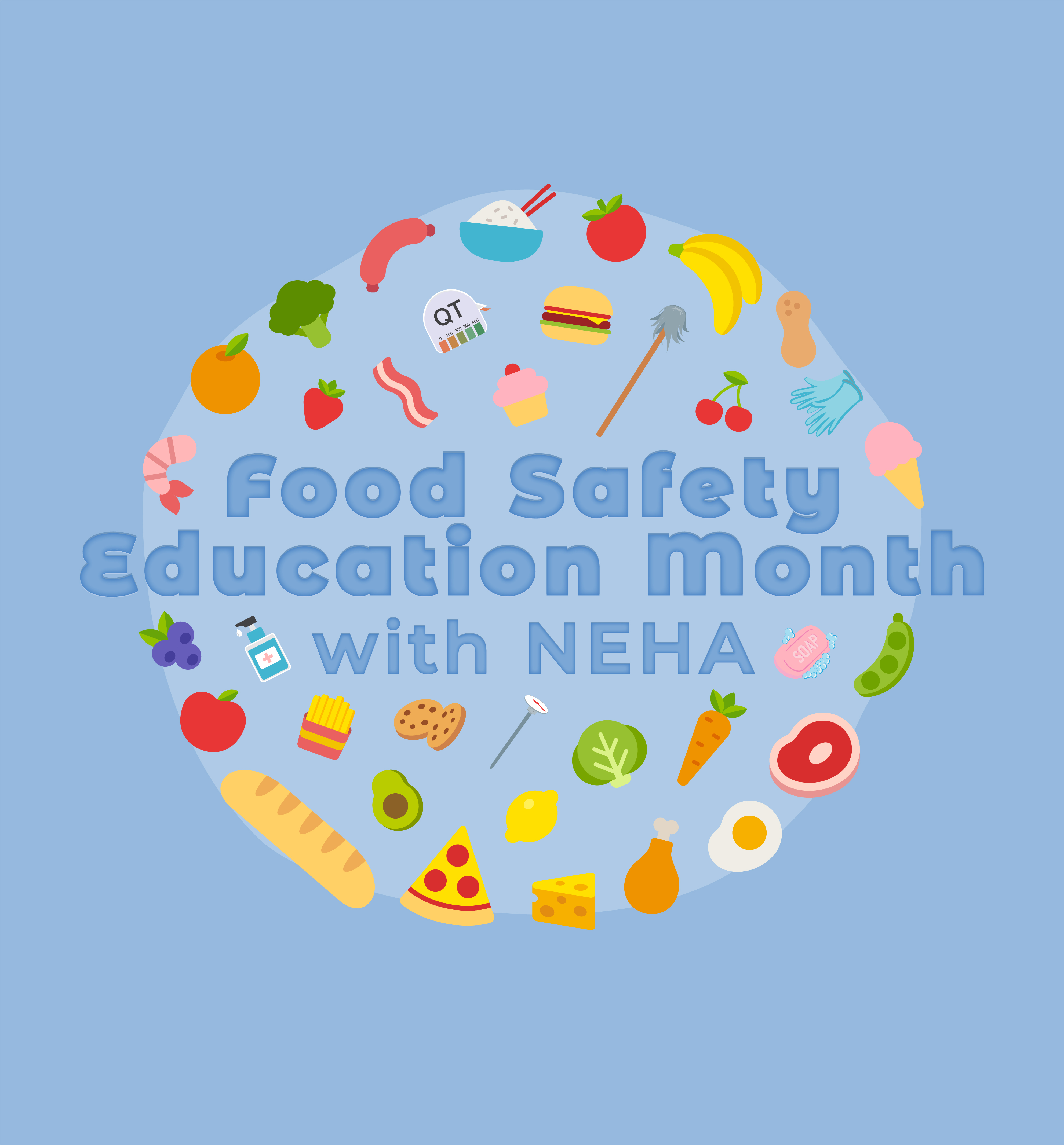 Food Safety Education Month With NEHA