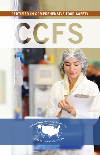 CCFS Credentials Brochure - Food Safety