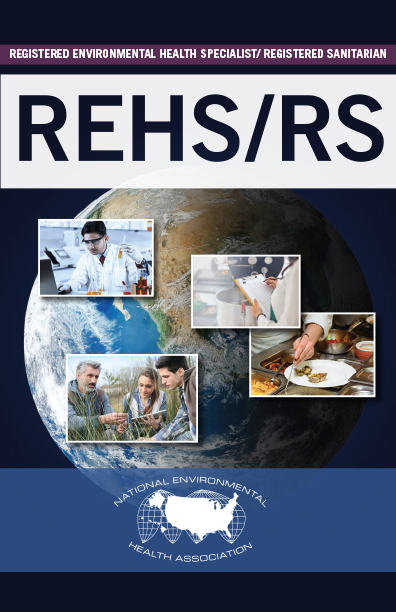 REHS/RS™ Credential - Environmental Health Specialist and Sanitarian